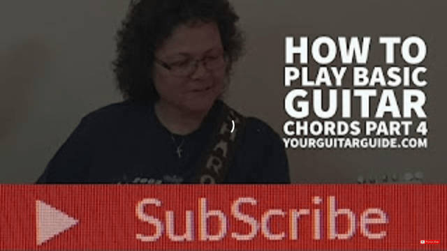 Learn Basic Guitar Chords
