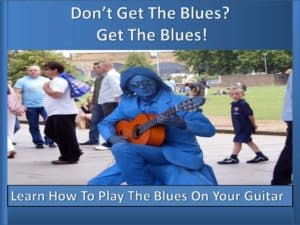 How to play the Blues ebook
