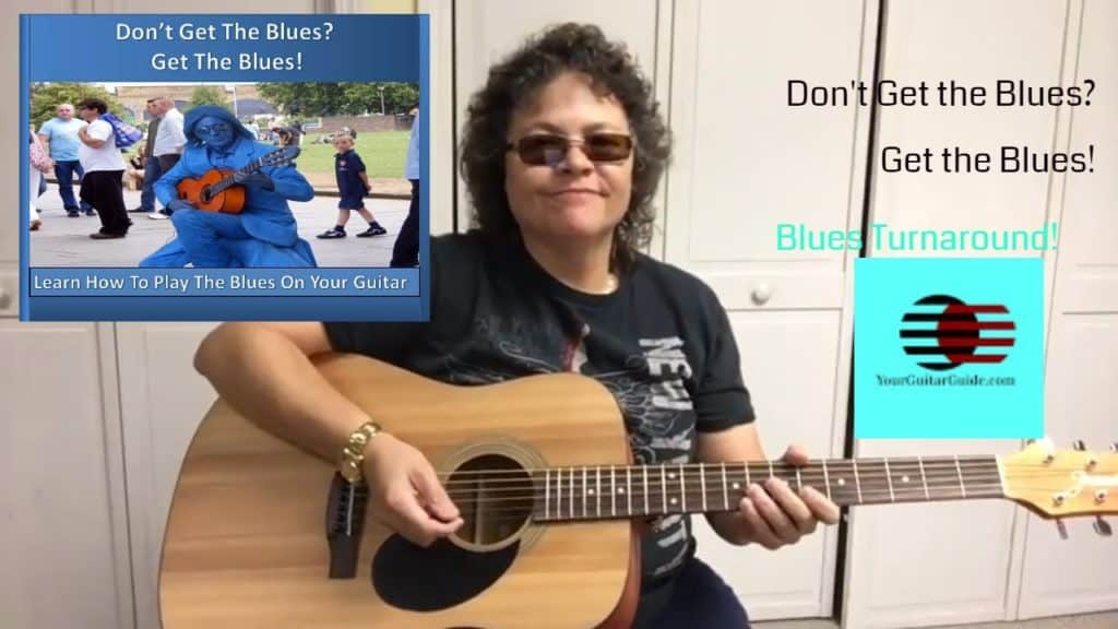 Blues Turnaround Video