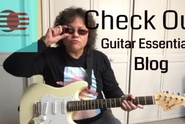 How tp Play Pretty woman guitar lesson video