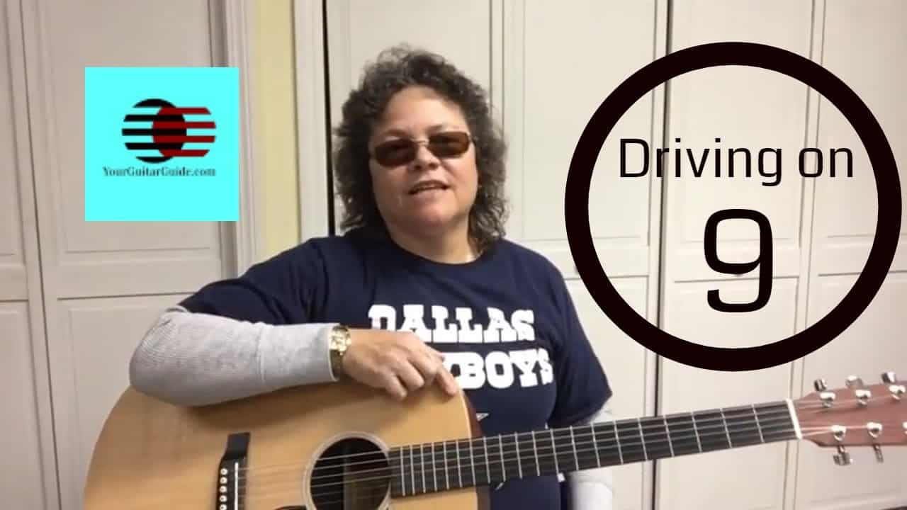 How to Play Driving on Nine