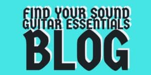 Guitar Essentials Blog logo