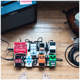 Top 3 Guitar Effects Pedal