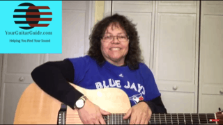 How to Play Grandpa by The Judds on Guitar(Lesson